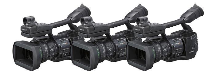 前期设备SONY EX1R全高清广播级摄像机